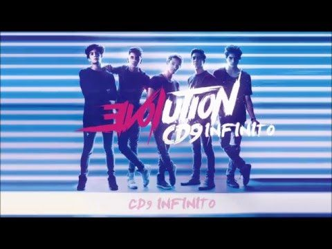 CD9 - EVOLUTION (álbum completo) - YouTube