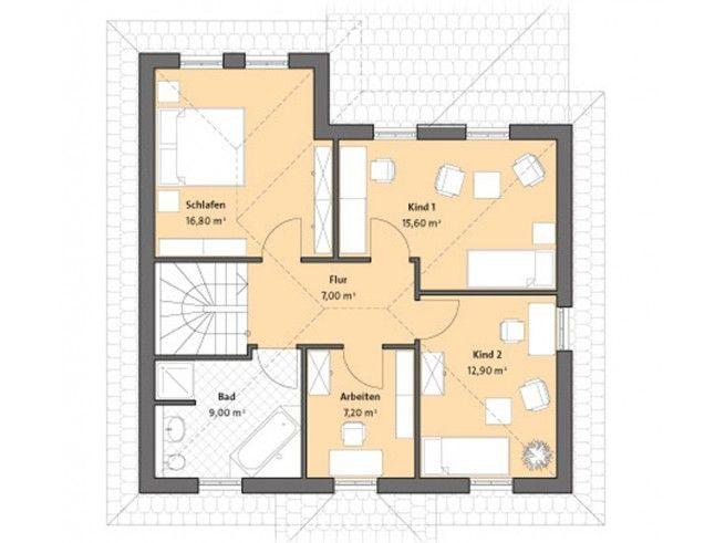 98 besten Haus Bilder auf Pinterest   Haus grundrisse, Haus pläne ...