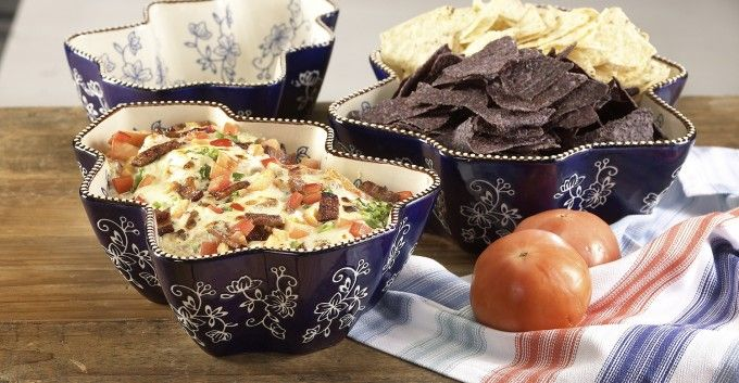 """Festive BLT dip- serve with a keto friendly """" fathead cracker or baked cheese chip"""""""