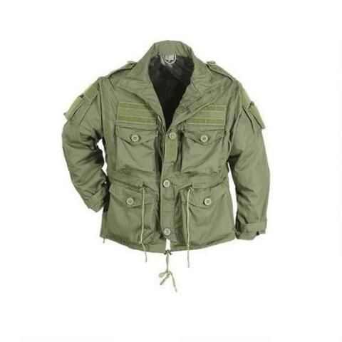 VooDoo Tactical 1 Field Jacket Extra Large OD Green - 20-9380004096 - 783377105461
