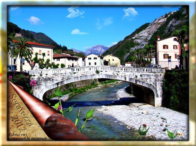 Seravezza (LU), Italy