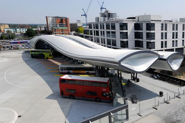 Slough Bus Station-2
