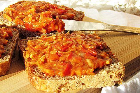 Pasty na chleb – nie tylko ser