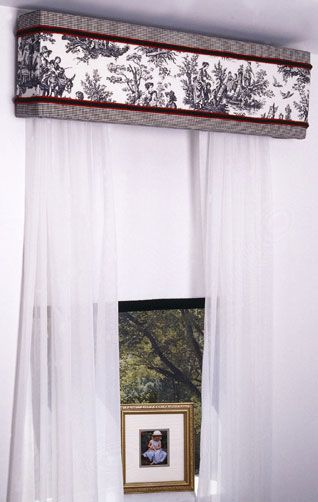 How to make a custom window cornice with styrofoam