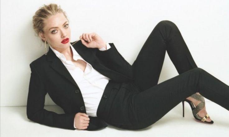 Amanda Seyfried Stars in Marie Claire UK, Talks Wanting Kids - Fashion Gone Rogue