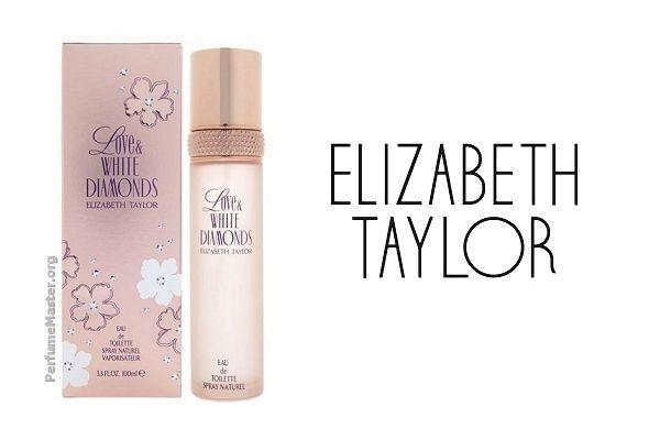 Elizabeth Taylor Love & White Diamonds Perfume - PerfumeMaster.org