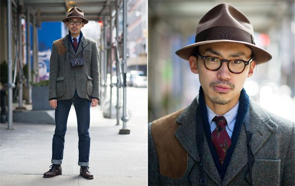 Street Looks from New York Fashion Week 2013