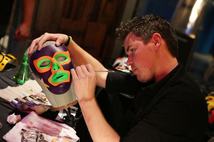 Antojitos at citywalk mexican mask universal orlando