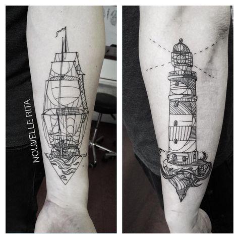 Done at @toe_loop_tattoo_berlin #nouvellerita