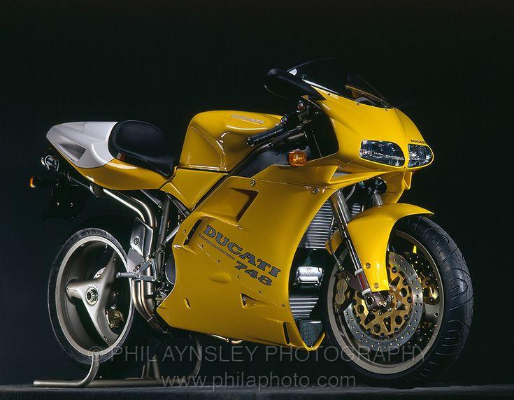 Ducati  Belt Twins  1998 748 SP