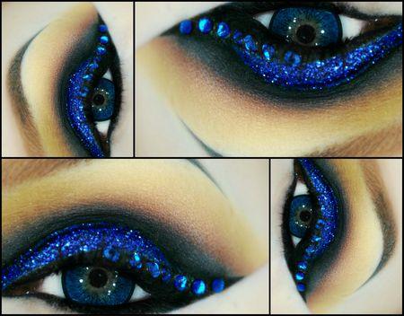 GLAM ROCK http://www.makeupbee.com/look.php?look_id=63139