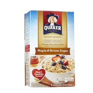 Quaker Maple & Brown Sugar