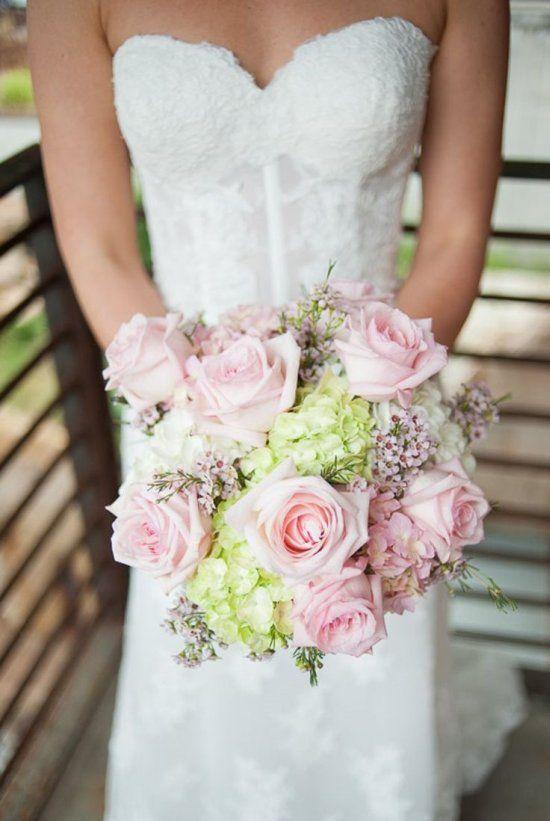 Najpiękniejsze bukiety ślubne.