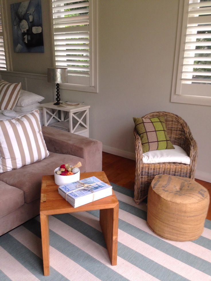 Property Styling of a guest house. www.arinteriors.com.au