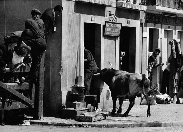 Eduardo Gageiro - Vila Franca de Xira, Portugal, 1968.