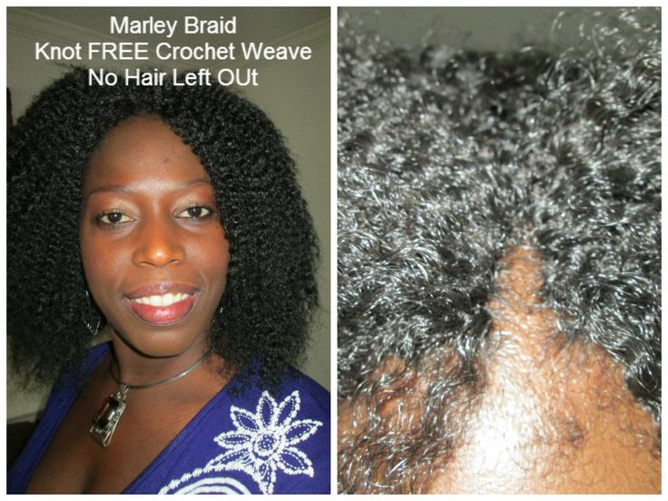 Marley Braid Crochet Weave, Marley Braid Crochet Weave.... straight out the bag install