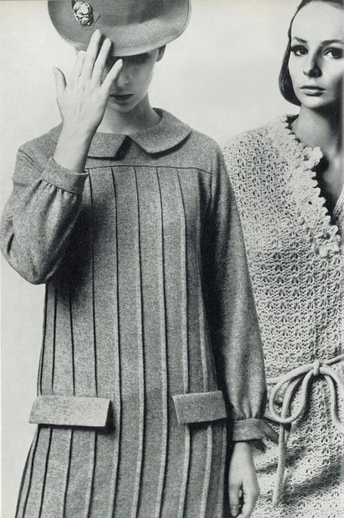 voguelovesme:    Photo by David Bailey, 1965/Love his photography...I want this hat