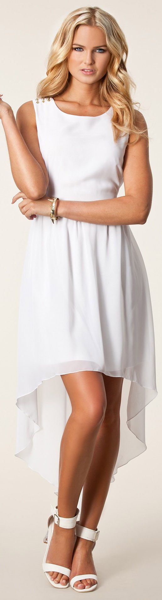 Timmo New Dress #white #chic #cocktail