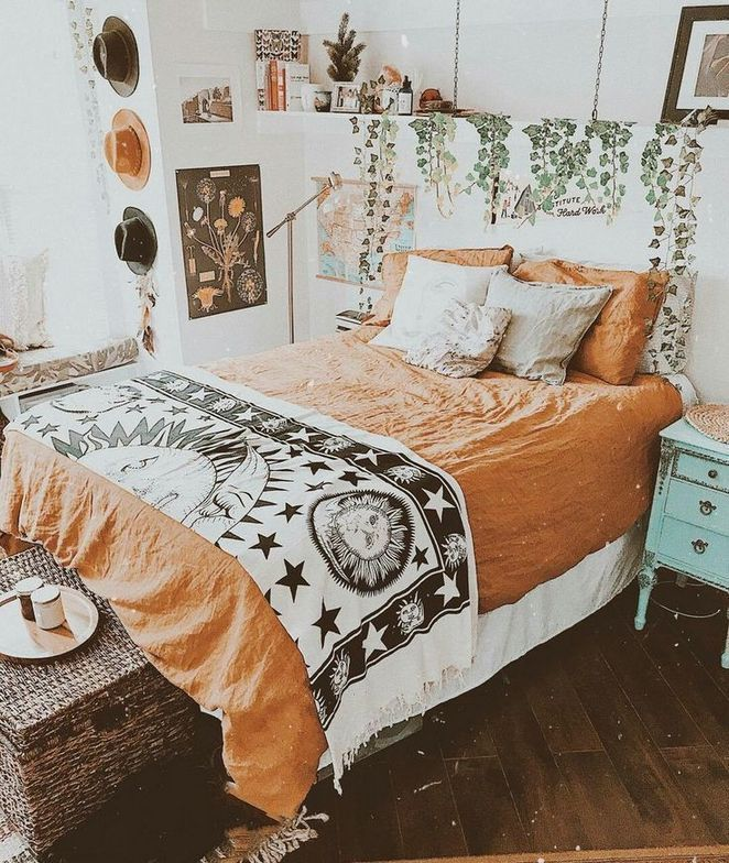 Who Else Wants to Learn About Bedroom Inspo Boho Ideas? Boho dorm rooms are the …