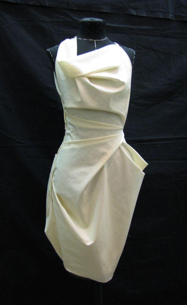 Сборник ателье 20 моделей высокой моды методом наколки скачать