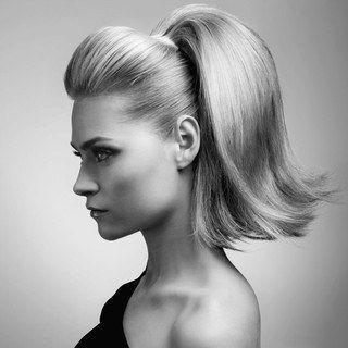 Trendy Hair Style : coiffure queue de cheval bosse