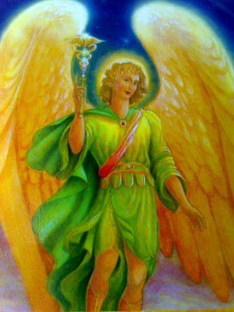 ARCANGEL RAFAEL en su dia: Decretos Y Oraciones Para Sanación – ShekinahMerkaba