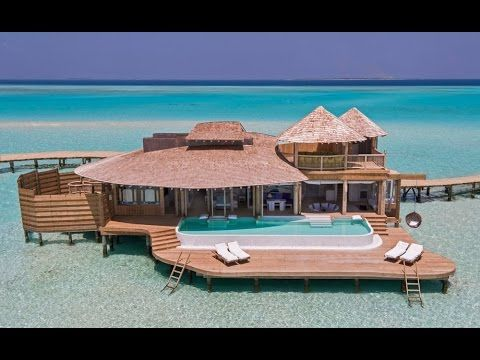 Maldives luxury resort visitors will be able to take the stars to bed wi...