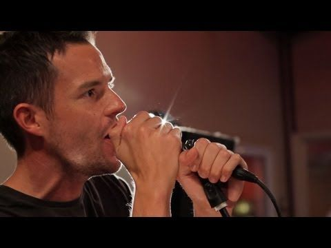 """Brandon Flowers """"I'm a father a husband, rock star and I'm a Mormon"""". No sound go google this to listen to it!"""