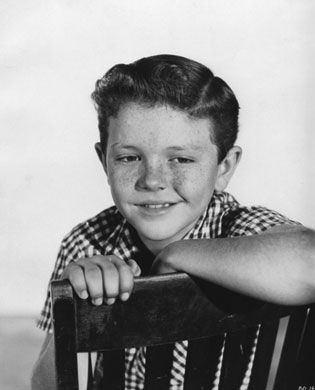 Richard Eyer Child Actor Photo Stars Child Stars