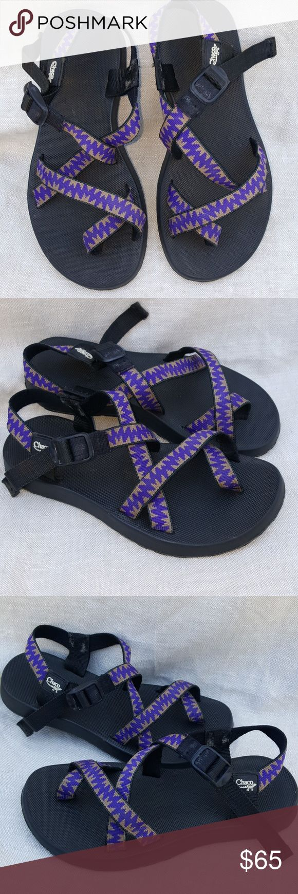CHACO SIZE 9 Up for sale is a pair of black strappy CHACO Sandals. These pair of Chaco are Marked size 9 and are pre-owned but in very good condition, no reaps or tears, please compare measurements for better fit.  Please check all the provided pictures as they are part of these item description and show the actual condition plus what you see is what you will receive after purchase..  THANK YOU VERY MUCH FOR LOOKING. Chaco Shoes Sandals