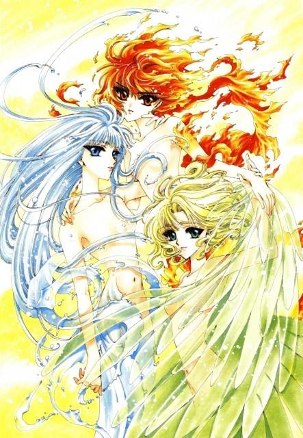 Manga Mondays: Magic Knight Rayearth