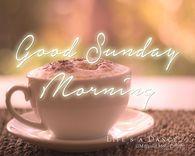 Good Morning darling! Did you sleep well?