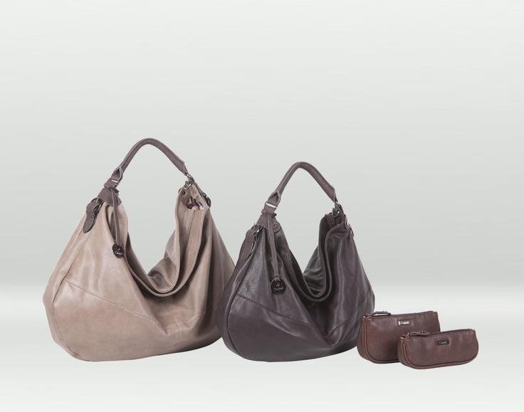 Ci siamo ricordati che vi piacciono le borse grandi e morbide...come quelle della linea Elva <3