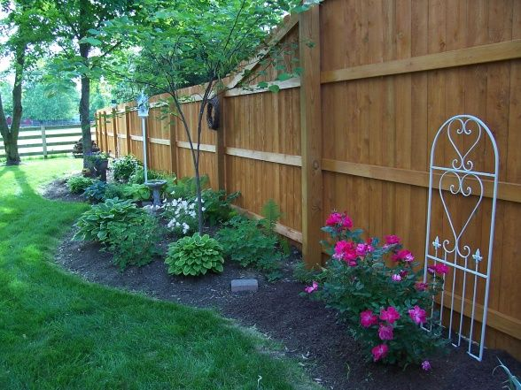 Easy Backyard Landscaping Ideas For Beginners In Square: Pin By Denise Eben On Outdoors