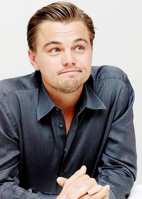 Leonardo DiCaprio- He's improved so much over the years from Titanic to Inception, he's great!