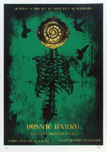 Donnie Darko Movie Poster, Artist: David O'Daniel