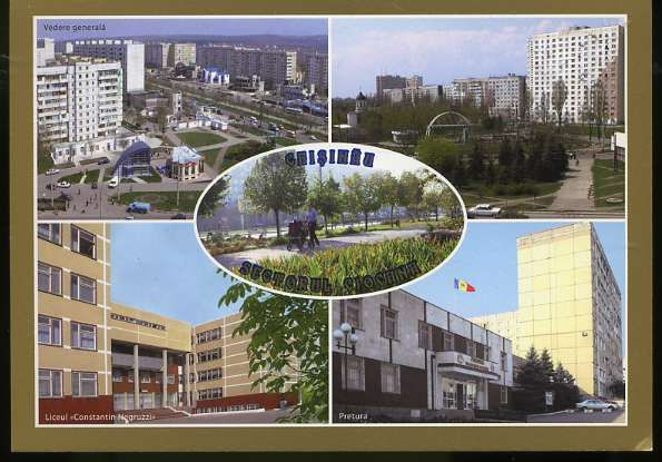 Moldavië - Chisinau