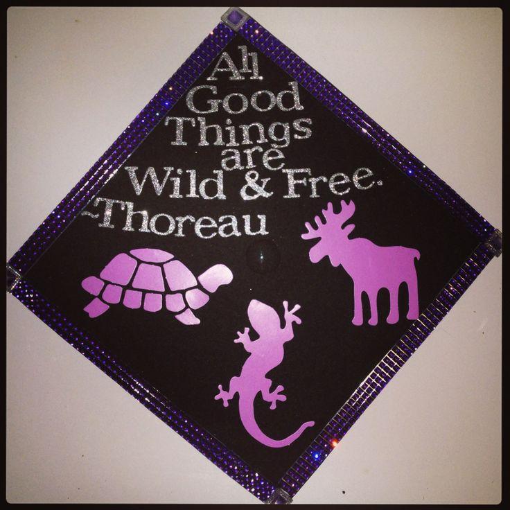 Graduation cap decoration | Susan-isms... | Pinterest ...
