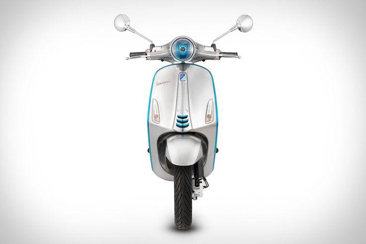 Vespa Elettrica Electric Scooter
