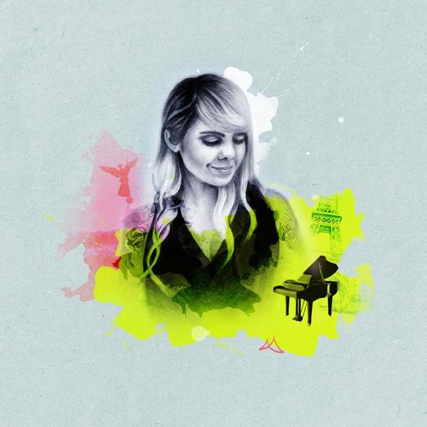 Exploration - Portrait 2012 by Marie-Anne Campeau-Duplessis, via Behance