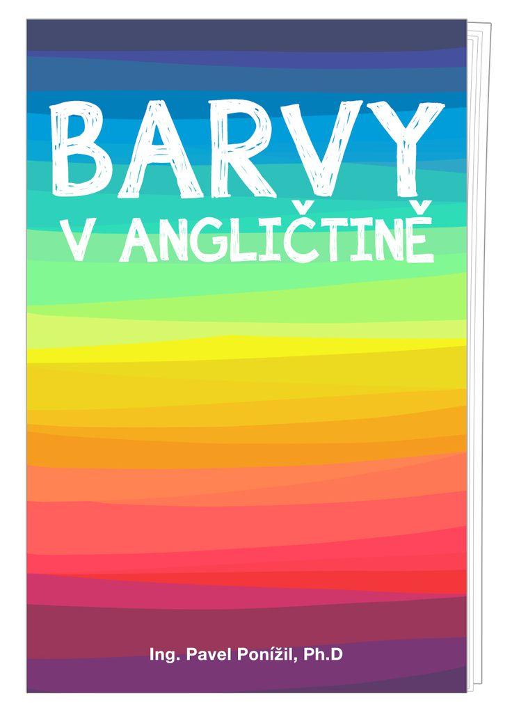 eBook Barvy v angličtině