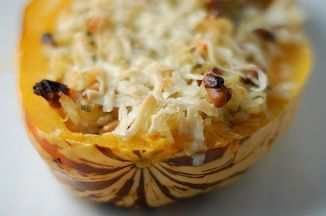 Sage & Nut-Stuffed Delicata Squash Recipe on Food52, a recipe on Food52