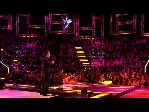 The Voice Australia: Darren Percival sings For Once In My Life
