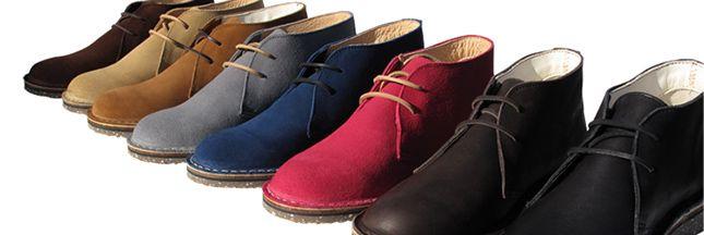 Des chaussures écologiques, solides et belles, c'est possible avec la sélection…