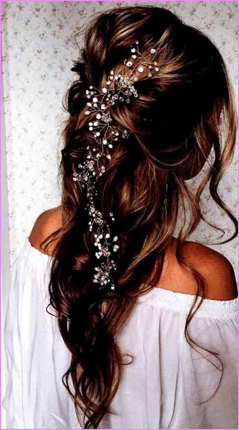 Schön Von Abiball Frisuren Lange Haare Offen Die Schönsten