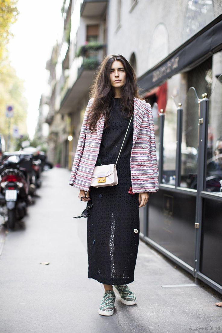 The 12 Most Popular Italian Street-Style Stars to Know - Chiara Totire