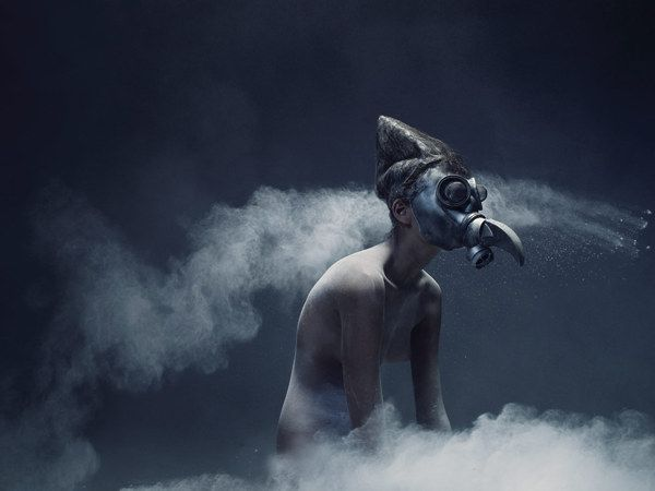 Hair: X-presion   Photography: Ale Burset   http://www.behance.net/gallery/Mask/6016643