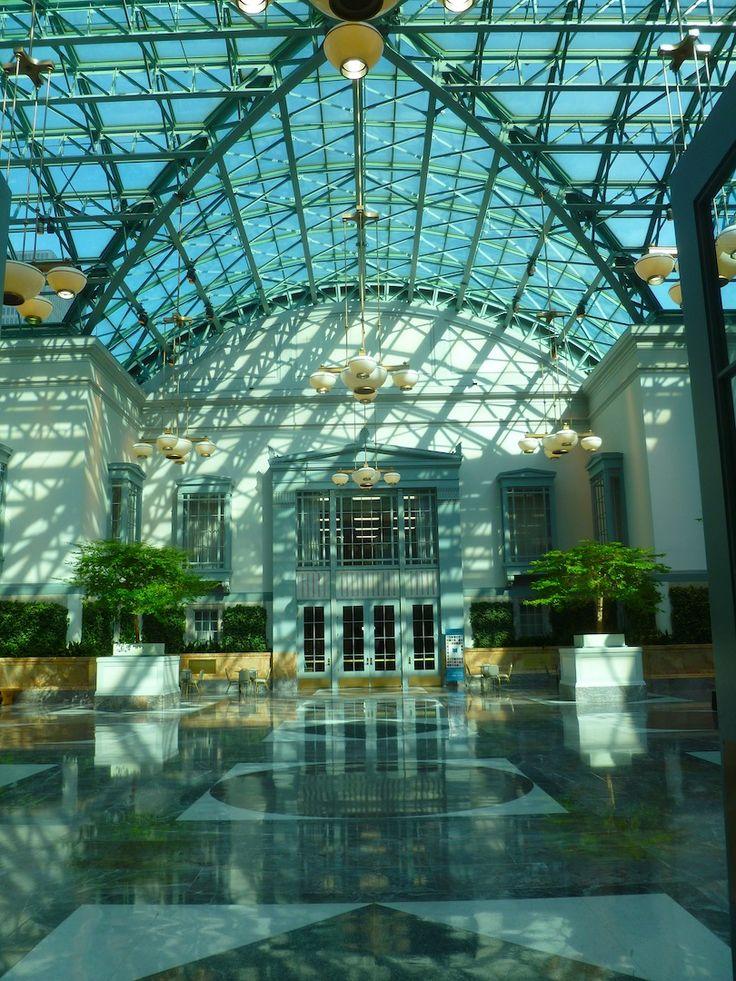 318 best destination chicago images on pinterest chicago Harold washington library winter garden
