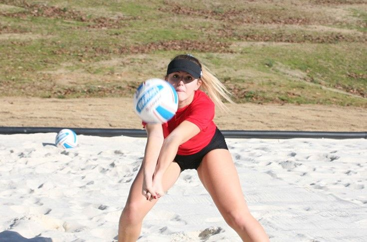 Beach Volleyball Home Debut Today In 2020 Beach Volleyball Olympic Gymnastics Olympic Badminton
