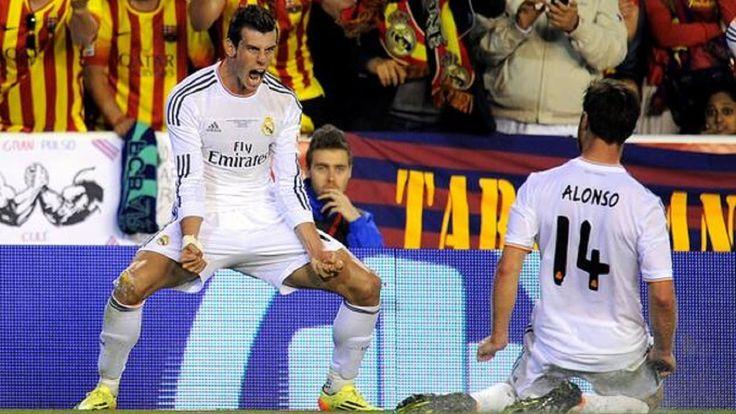 Real Madrid 2-1 Barcelona   Final Copa 2014   Partido Completo Full Matc...